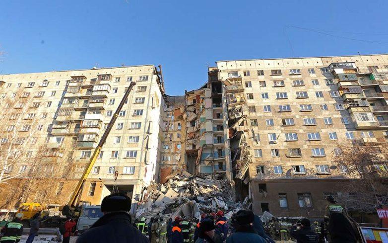Ρωσία: Zωντανό στα συντρίμμια της πολυκατοικίας βρέφος 10 μηνών