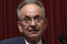 Έφυγε από τη ζωή ο Δημήτρης Σιούφας – Τη Δευτέρα η κηδεία