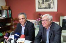 Π. Σκουρλέτης: Αυτοδιοικητική συσπείρωση για το Δήμο Βόλου στο πρόσωπο του Ιασ. Αποστολάκη