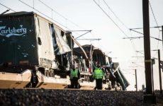 Πολύνεκρο σιδηροδρομικό δυστύχημα στη Δανία