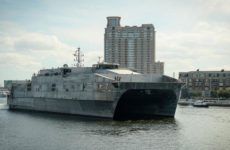Στο λιμάνι του Βόλου το «USS Carson City»