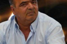 Aπεβίωσε ο δημοτικός σύμβουλος ο Κώστας Βαλαμούτης
