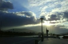 Έκτακτο δελτίο επιδείνωσης του καιρού: Καταιγίδες, χαλάζι και θυελλώδεις άνεμοι