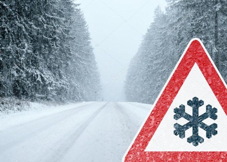 Χιόνια και παγετό φέρνει ο «Ηφαιστίων» – Δυσμενείς συνθήκες και στο οδικό δίκτυο