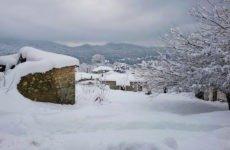 Κλειστά την Τρίτη τα σχολεία στη Δυτική Θεσσαλία