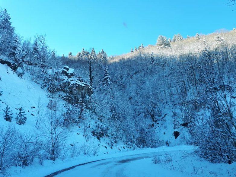 Έκτακτο Δελτίο Επιδείνωσης Καιρού – Χιόνια και χαμηλές θερμοκρασίες