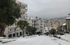 Η κατάσταση στο οδικό δίκτυο της Περιφέρειας Θεσσαλίας