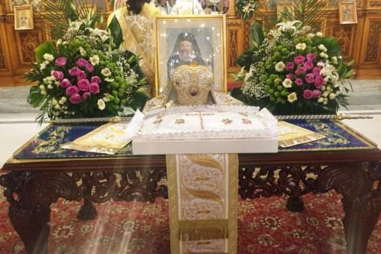 Ένδεκα χρόνια χωρίς τον Αρχιεπίσκοπο Χριστόδουλο