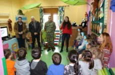 """Ο Συνεταιρισμός """"ZAGORIN"""" στα παιδιά της 1ης Στρατιάς"""