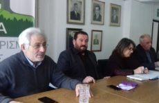 Συνάντηση Τελιγιορίδου- Ντίτορα στην Καλαμπάκα