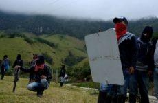 Aκτιβιστές από τη Νότια Αμερική στις Σταγιάτες