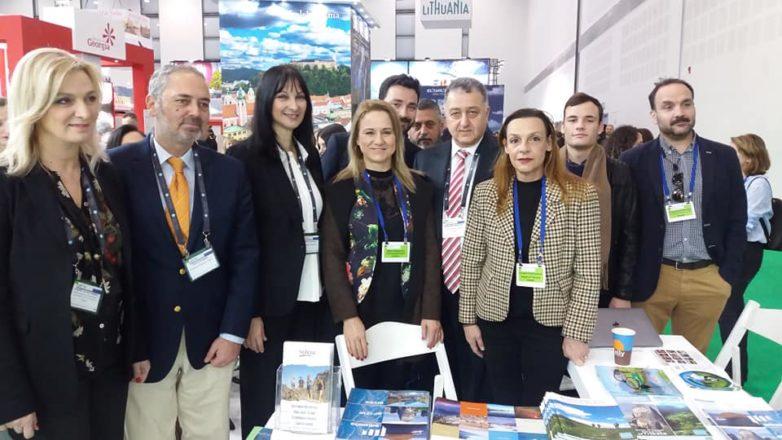 H Περιφέρεια Θεσσαλίας στη διεθνή τουριστική έκθεση Ι.Μ.Τ.Μ. στο Τελ Αβίβ