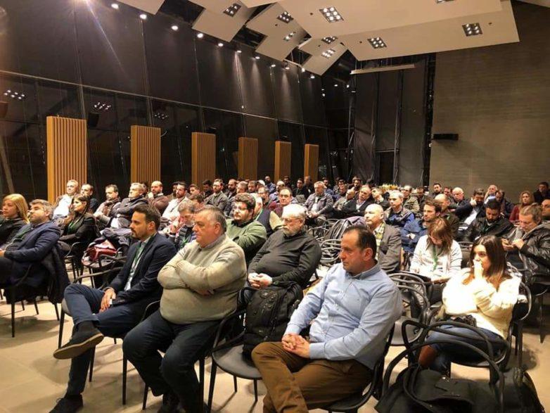 Ιδρυτική συνδιάσκεψη της Δημοκρατικής Συμπαράταξης Μηχανικών