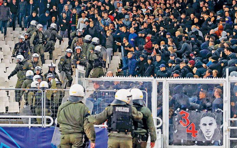 Στα «μαλακά» έριξε την ΑΕΚ η UEFA