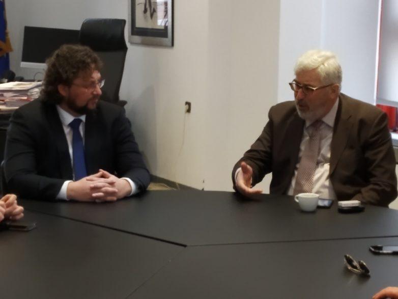 Σύναψη πρωτοκόλλου συνεργασίας μεταξύ Ε.Ο.Α.Ε.Ν.-Πανεπιστημίου Πειραιώς