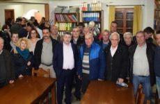 Πρώτες υποψηφιότητες στην παράταξη Δήμου Ν. Πηλίου με επικεφαλής τον Μιλτ. Παπαδημητρίου