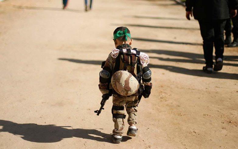 «Καμπανάκι» UNICEF για τα παιδιά – στρατιώτες