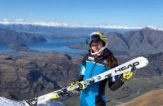 Στο Παγκόσμιο Πρωτάθλημα Εφήβων Νεανίδων Αλπικού σκι η Μένια Τσιόβολου