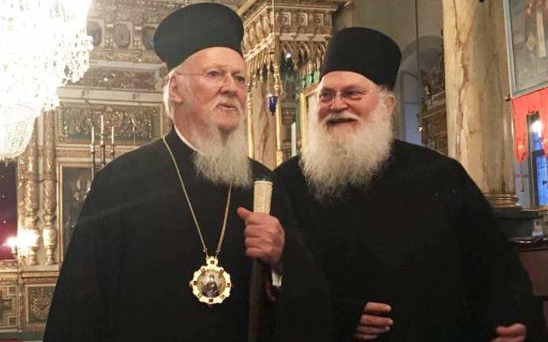 Το Κίεβο διχάζει Εκκλησία της Ελλάδος και Άγιον Ορος