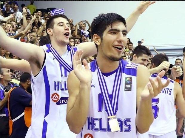 Ευρωπαϊκό Πρωτάθλημα Μπάσκετ Εφήβων (U18) στην πόλη του Βόλου