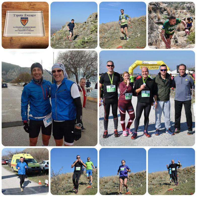 Δεύτερος ο Νίκος Σιδηρόπουλος στον Πανελλήνιο Αγώνα 100 χλμ.