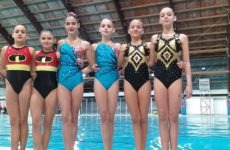Στο χειμερινό πρωτάθλημα καλλιτεχνικής κολύμβησης η Νίκη Βόλου