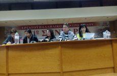 Συνέχεια αγώνων καθαριστριών στην ετήσια Απολογιστική Γενική Συνέλευση