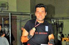 Το πρώτο μετάλλιο για το 2019 κέρδισε ο Ανδρέας Κεχαγιάς