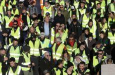 Έλληνας ο ηγέτης των Κίτρινων Γιλέκων στη Γερμανία