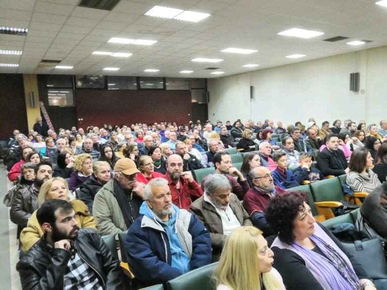 Κάλεσμα στους πολίτες του Βόλου να στηρίξουν το ψηφοδέλτιο της ΛΑΣ