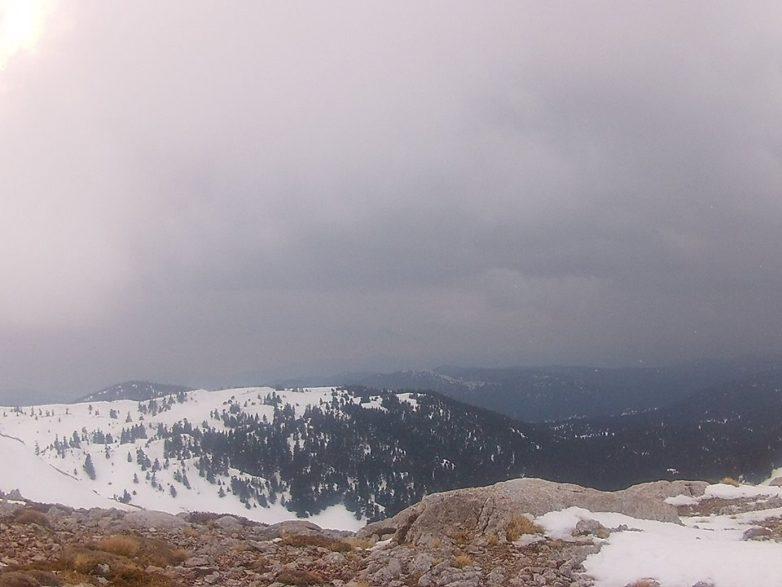 Χιονοπτώσεις, παγωνιά και σφοδροί άνεμοι για δύο ακόμη μέρες