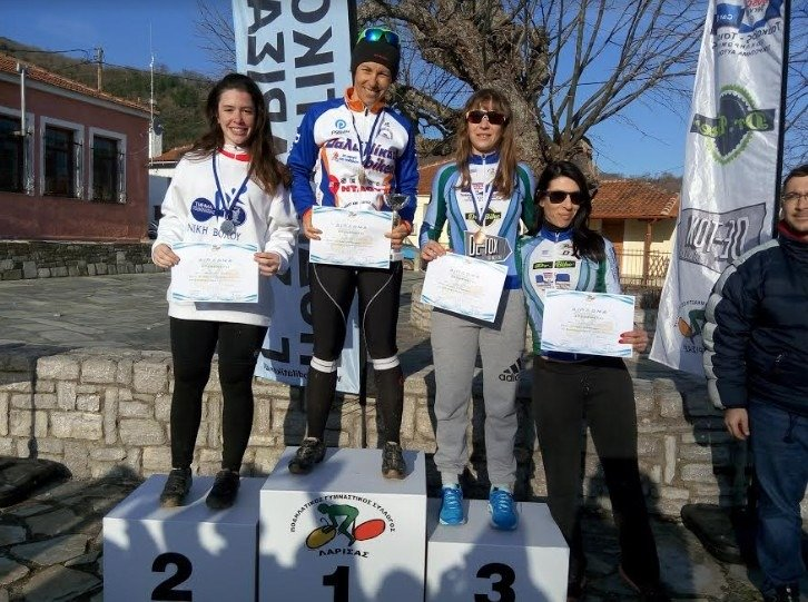 Μετάλλια κι εξαιρετικές εμφανίσεις από την ποδηλασία της Νίκης Βόλου στο Μεγαλόβρυσο