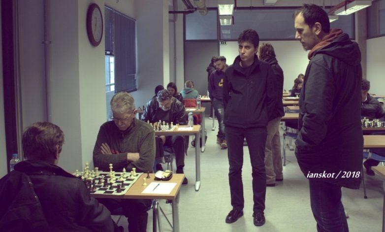 Η Σκακιστική Ένωση Βόλου στο Π.Ο.Α. Θεσσαλίας 2019