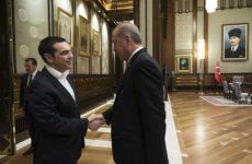 Η πρώτη ημέρα της επίσκεψης του Αλ. Τσίπρα στην Τουρκία