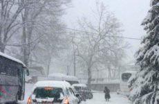 Χιονοπτώσεις αναμένονται απόψε στην Αττική – Πού καταγράφηκαν οι χαμηλότερες θερμοκρασίες