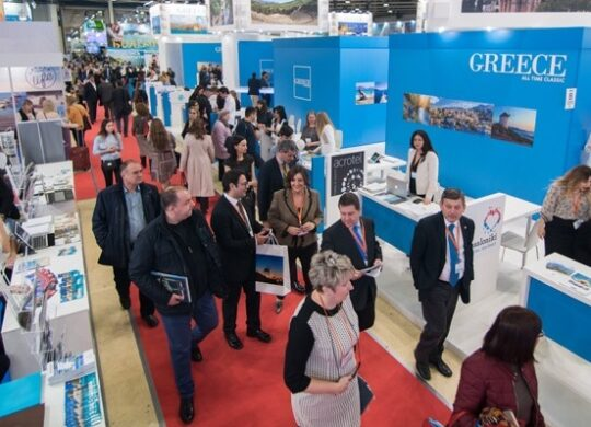 H Περιφέρεια Θεσσαλίας στη διεθνή τουριστική έκθεση «MITT 2019» στη Μόσχα