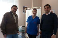 Με καρδιοτοκογράφο εξοπλίστηκε το Κέντρο Υγείας Σκιάθου