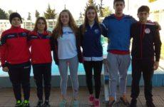 Επιτυχίες αθλητών Τεχνικής Κολύμβησης του  ΑΣ Ολυμπιακός Βόλου 1937