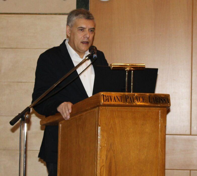 Περιφερειάρχης Θεσσαλίας και πρόεδρος της ΕΝ.Π.Ε:Περιφερειακή διακυβέρνηση και όχι κρατική δουλοκτησία