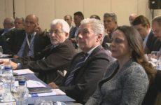 Στο 1ο Διεθνές Συνέδριο με θέμα «Υδατοδρόμια – Κρουαζιέρα – Αεροδρόμια – Ανάπτυξη – Ασφάλεια» ο Νικ. Ντίτορας