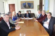 Στον καθαρισμό των ρεμάτων στους Δήμους του Πηλίου προχωρά η Περιφέρεια Θεσσαλίας