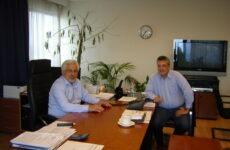 Συνάντηση ειδικού τομεακού γραμματέα Ιθαγένειας-συντονιστή Αποκεντρωμένης Διοίκησης Θεσσαλίας – Στερεάς Ελλάδας