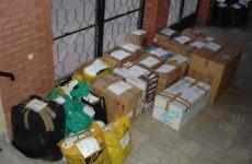 Νέα ανθρωπιστική βοήθεια του «ΕΣΤΑΥΡΩΜΕΝΟΥ» στις Γυναικείες Φυλακές Ελαιώνα