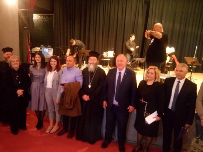 Μεγάλη εκδήλωση για τον «Εσταυρωμένο» στο Βελεστίνο