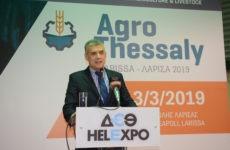 Στην Agrothessaly 2019 ο Κ. Αγοραστός