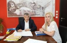 Τρία νέα έργα προϋπολογισμού για την Π.Ε. Μαγνησίας και Σποράδων