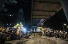 Ινδία: Πέντε νεκροί και 36 τραυματίες από την κατάρρευση πεζογέφυρας στο Μουμπάι