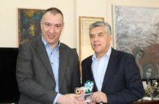 Βραβείο συμμετοχής για την Περιφέρεια Θεσσαλίας στο ευρωπαϊκό πρόγραμμα O City