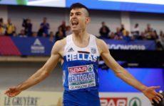 Άλμα από… χρυσάφι για τον Μίλτο Τεντόγλου – Πρωταθλητής Ευρώπης