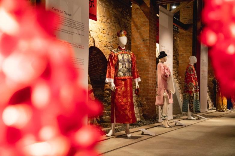 Από τη σκηνή στο μουσείο: Κοστούμια κινεζικής όπερας